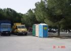 Conferenza protezione civile – Agrigento – Anno 2005
